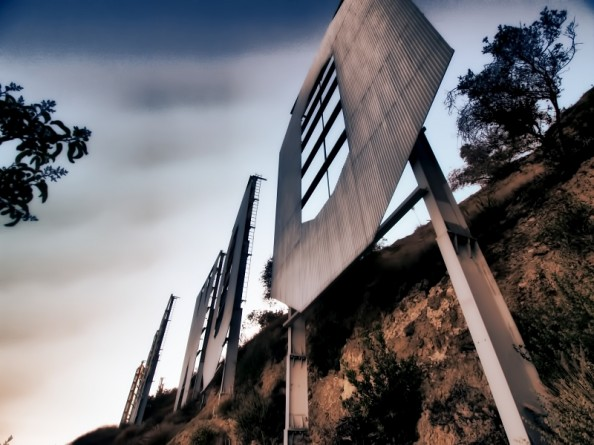 Behind the Hollywood Sign Project by Ted VanCleave 14