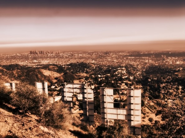 Behind the Hollywood Sign Project by Ted VanCleave 17