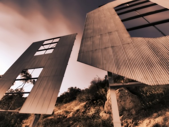 Behind the Hollywood Sign Project by Ted VanCleave 5