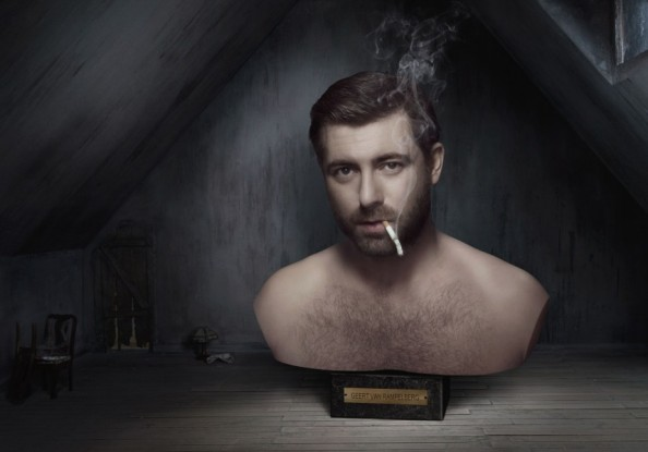 Frieke Janssens Photography The Busts Project 2