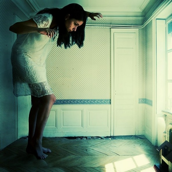 Julie de Waroquier Photography I don't fit in this world 1