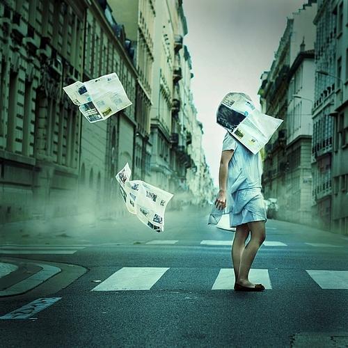 Julie de Waroquier Photography Surreal Streets 4
