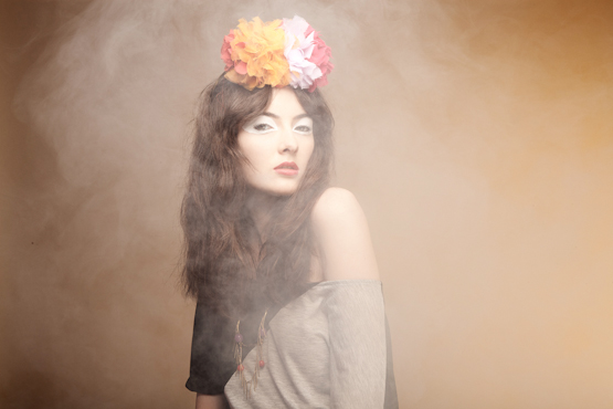 Pauline Darley Photography - Raphaelle Limi Collection Totem Spring Summer 2012