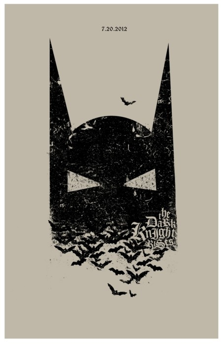 The Dark Knight Rises Movie Poster 1