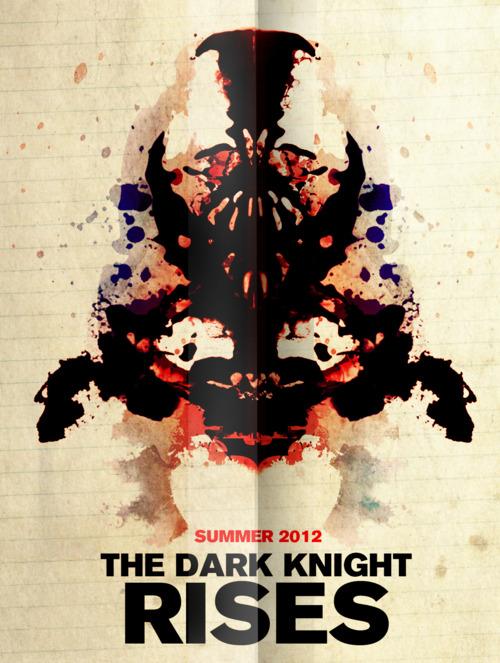 The Dark Knight Rises Movie Poster 5
