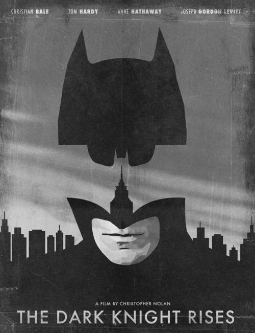 The Dark Knight Rises Movie Poster 6