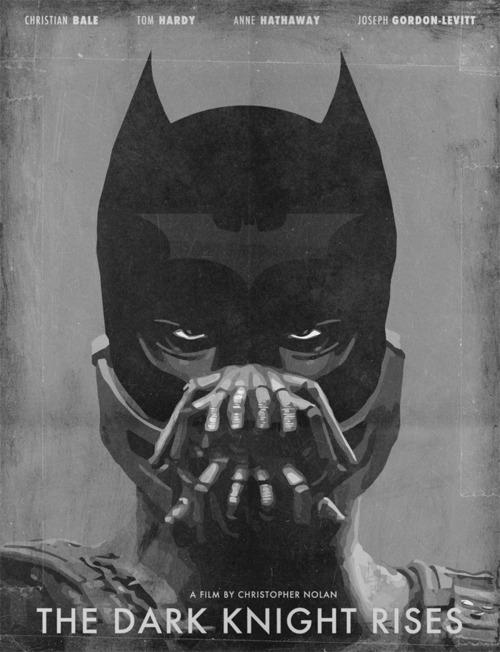 The Dark Knight Rises Movie Poster 7