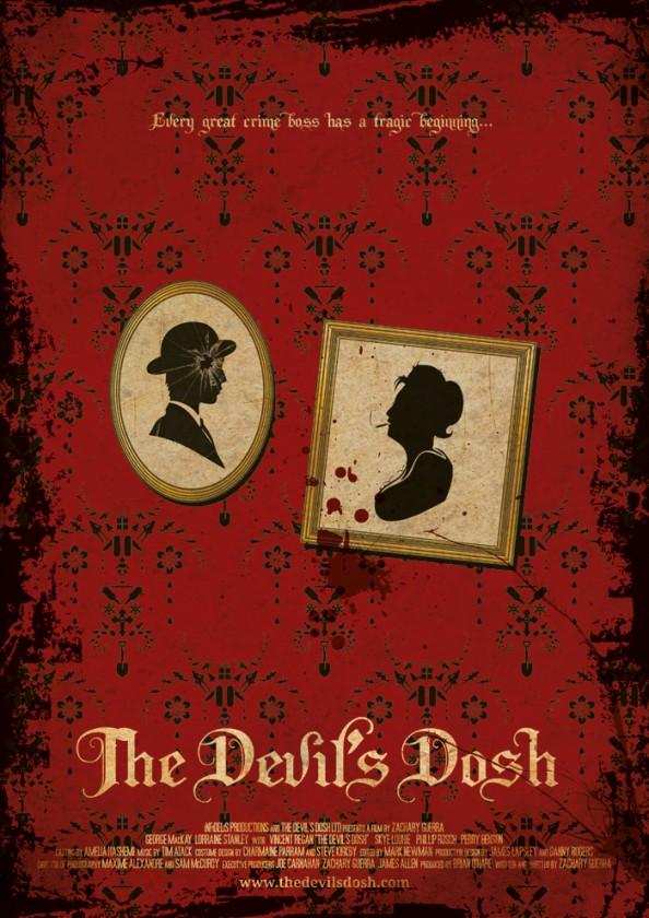 Victor Hertz Pictogram Movie Posters - The Devils Dosh