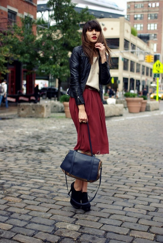 Autumn 2012 Street Style Fashion Looks 10