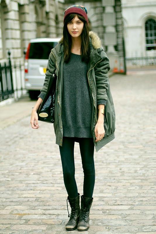Autumn 2012 Street Style Fashion Looks 11