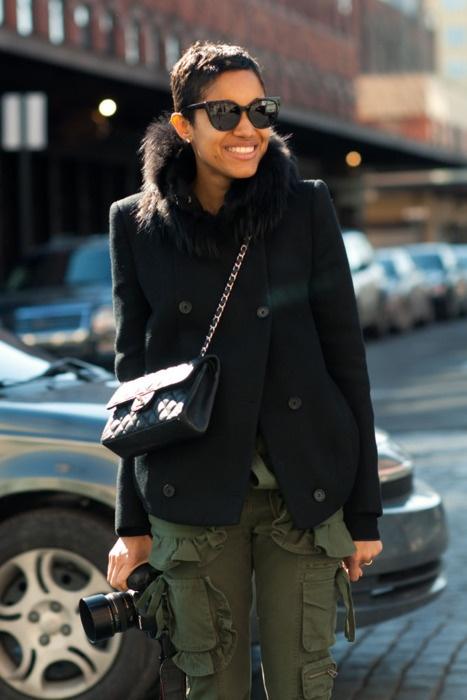 Autumn 2012 Street Style Fashion Looks 12