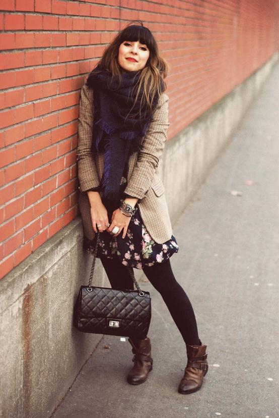 Autumn 2012 Street Style Fashion Looks 3