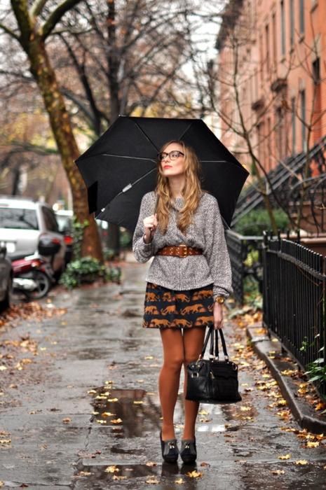 Autumn 2012 Street Style Fashion Looks 9