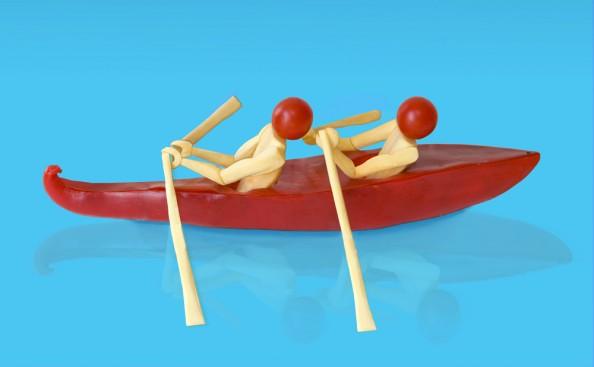 Dan Cretu Romanian Eco Artist - Food Sculptures 5