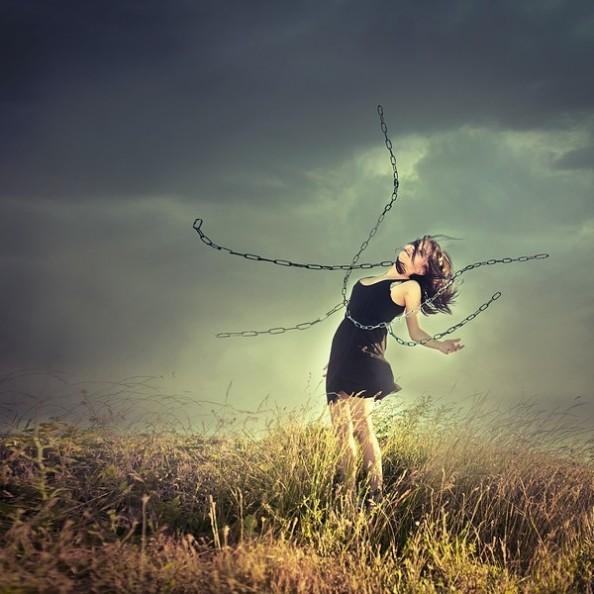 Julie de Waroquier Photography Break free
