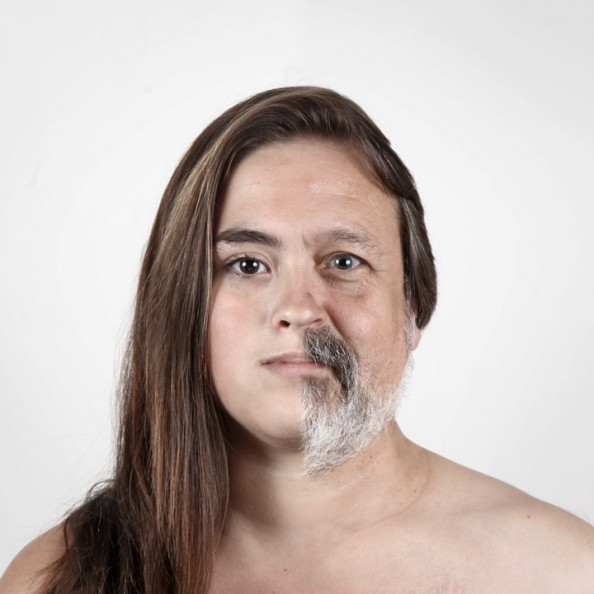 Ulric Collette - Genetic Portraits Photo Project 4