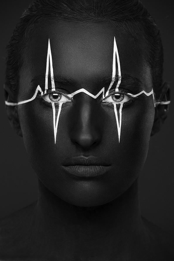 Weird Beauty Project by Alexander Khokhlov - Make up by Valeriya Kutsan Pulse