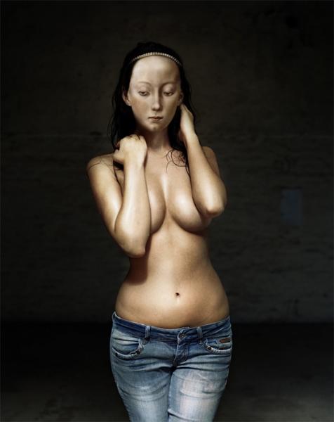 Dorothee Golz - Digital Paintings 6