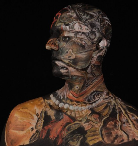 Museum Anatomy by Chadwick Gray and Laura Spector water-after-arcimboldo1