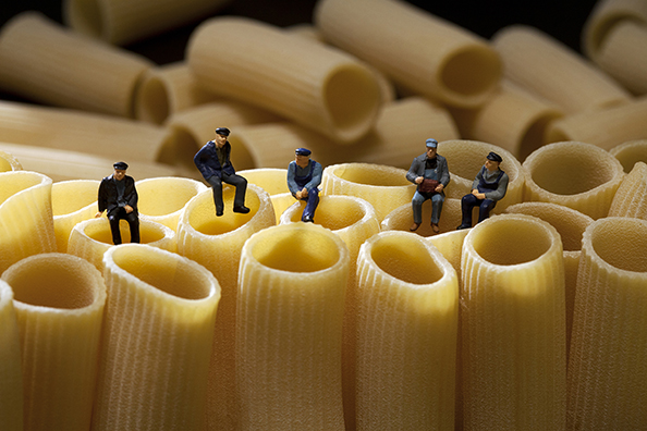 Christopher Boffoli Pasta Pipefitters 594px