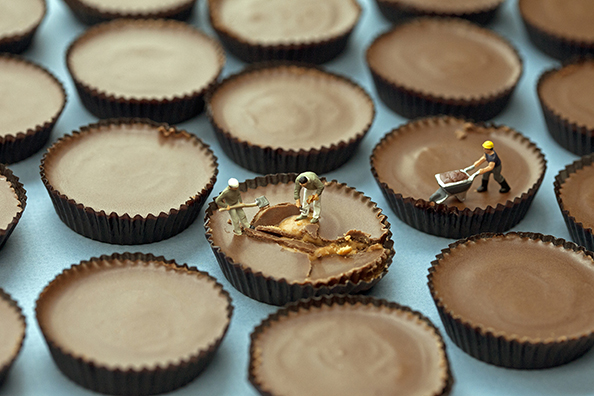Christopher Boffoli Peanut Butter Cup Repair 594px