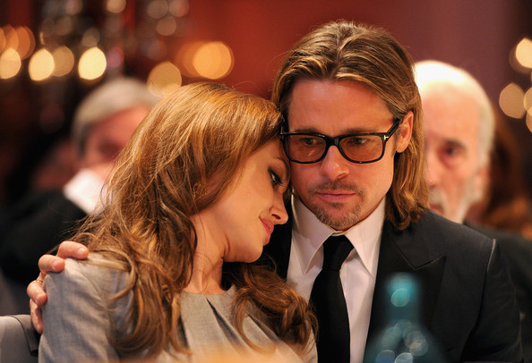 Inspiring Love Stories of 2012 - Brad Pitt and Angelina Jolie