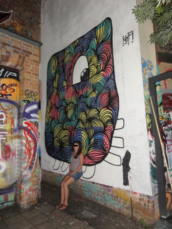 Kef Street Art 9 Berlin2012