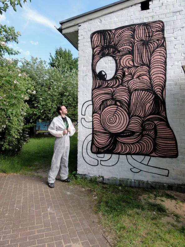 Kef Street Art 9 Würselen 2012
