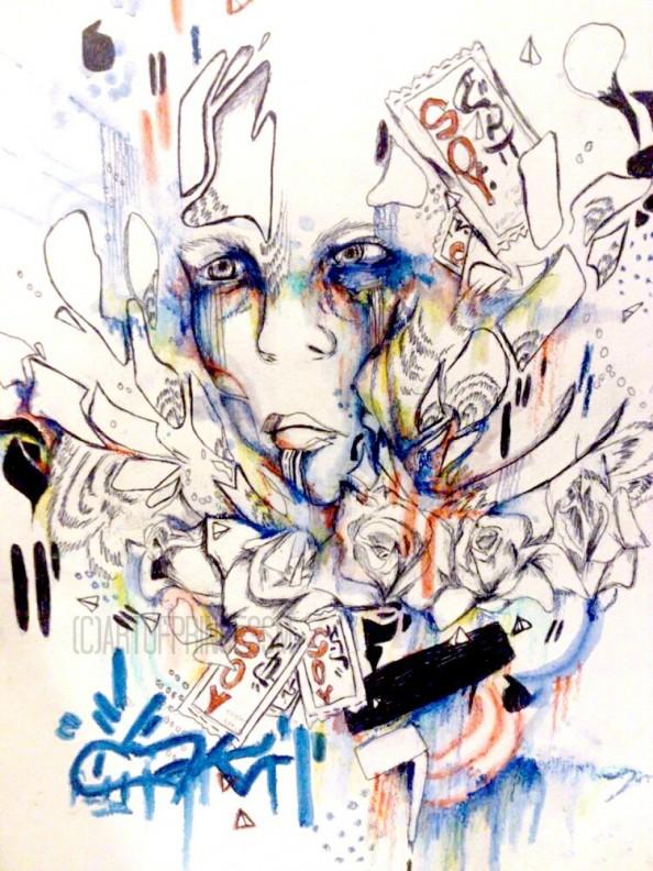 Art of Princess M Illustrations 2