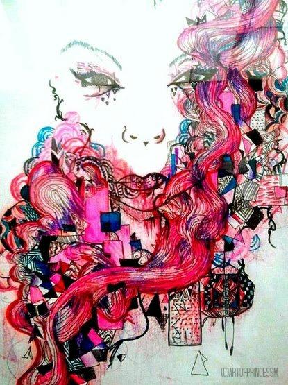 Art of Princess M Illustrations 4