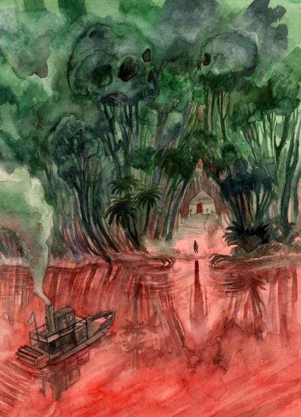 Dario Mekler El corazon de las tinieblas (Joseph Conrad)