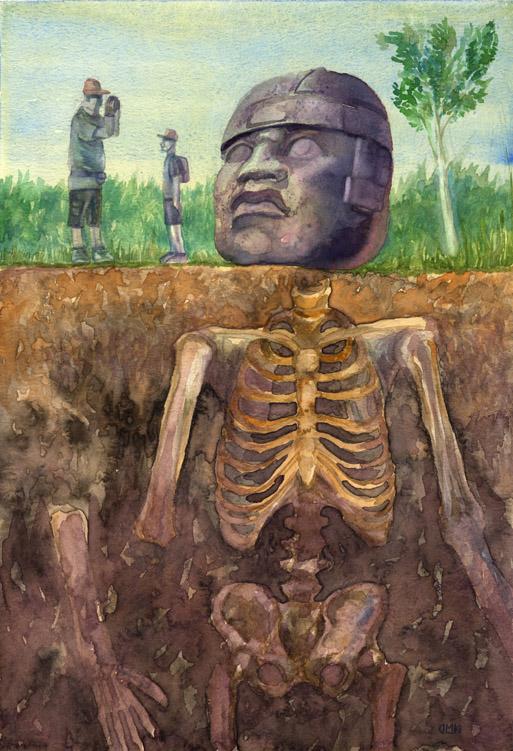 Dario Mekler Ode to the Dead Kings