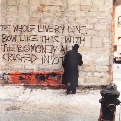 SAMO graffiti in Lower Manhattan