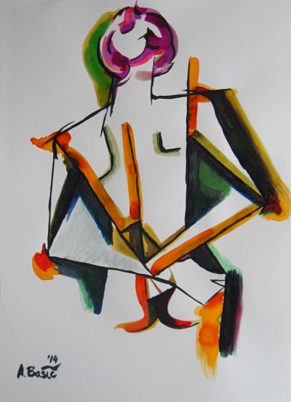 Aleksandar Basic Paul McPherson Gallery - Back&Hands