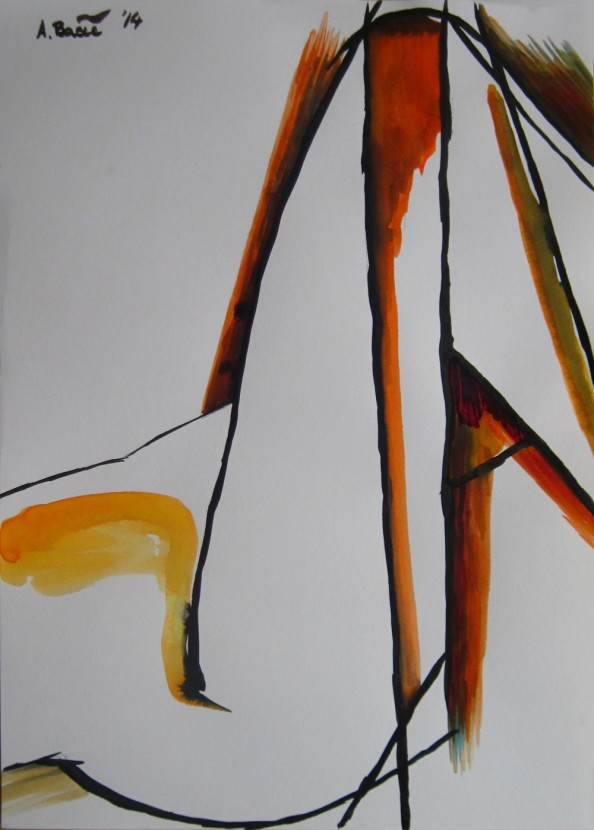Aleksandar Basic Paul McPherson Gallery -  Knee