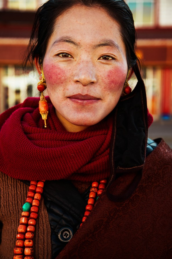 Mihaela Noroc_Atlas of Beauty Platoul tibetan, China