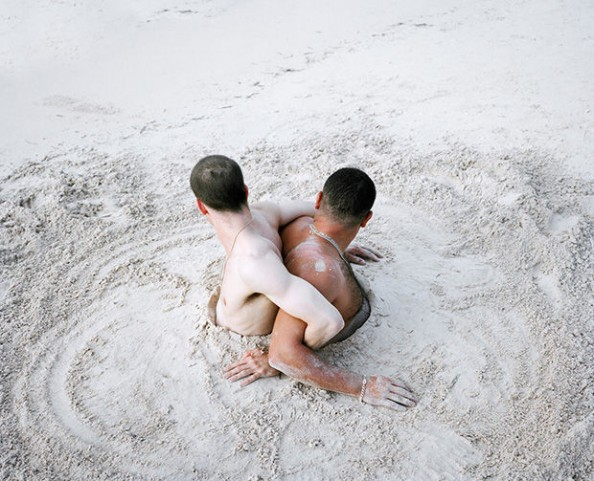 Sand Dancing
