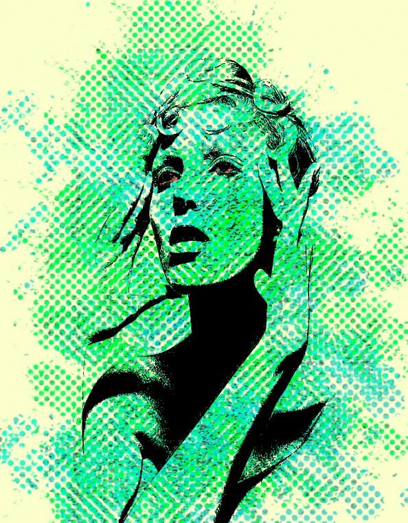 Zaki Alatas - I see Music Digital Art 2