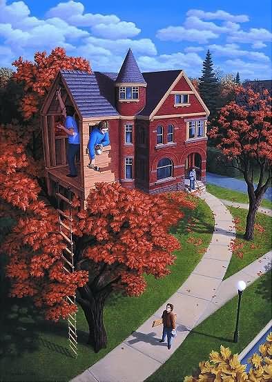 Rob Gonsalves House