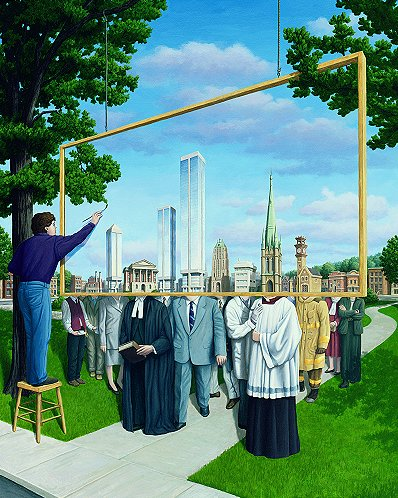 Rob Gonsalves Painting