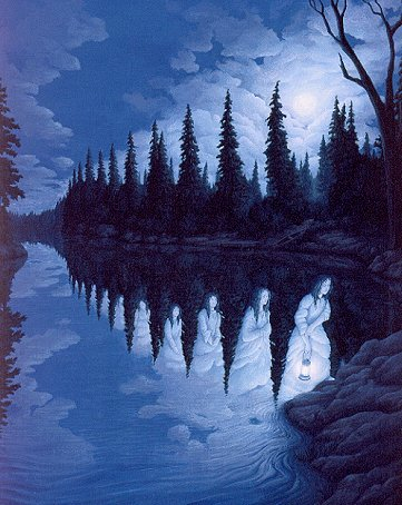 Rob Gonsalves River