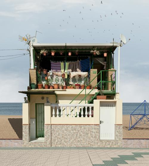 Malaga paracosmic Houses
