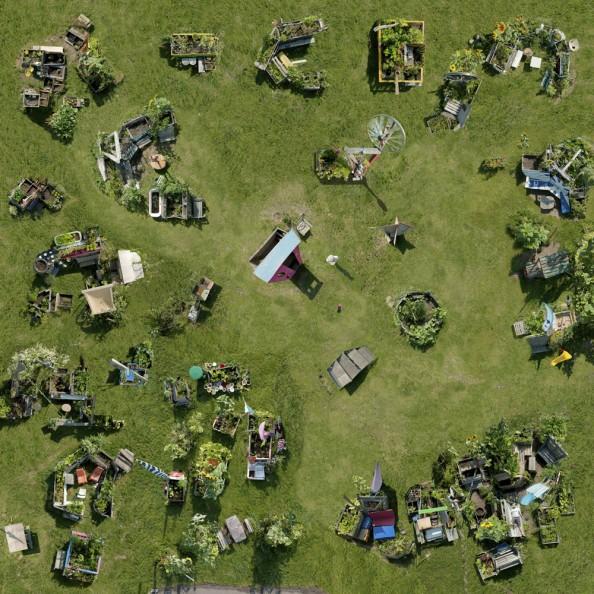 Urban Gardening Patchwork