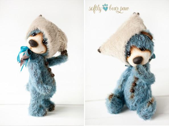 Simona Benetyte Teddy Bear