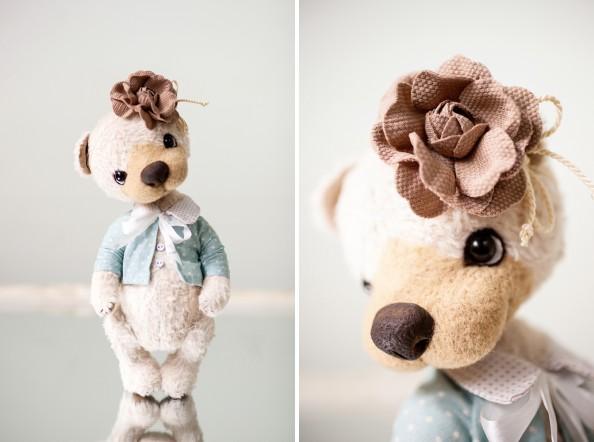Simona Benetyte Teddy Bears