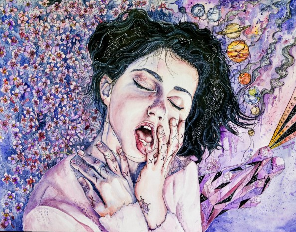 Kaitlyn Page - Slipping Away