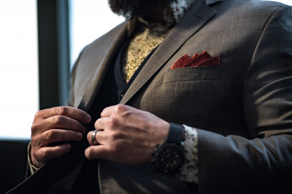 Tyler-Harris Suit