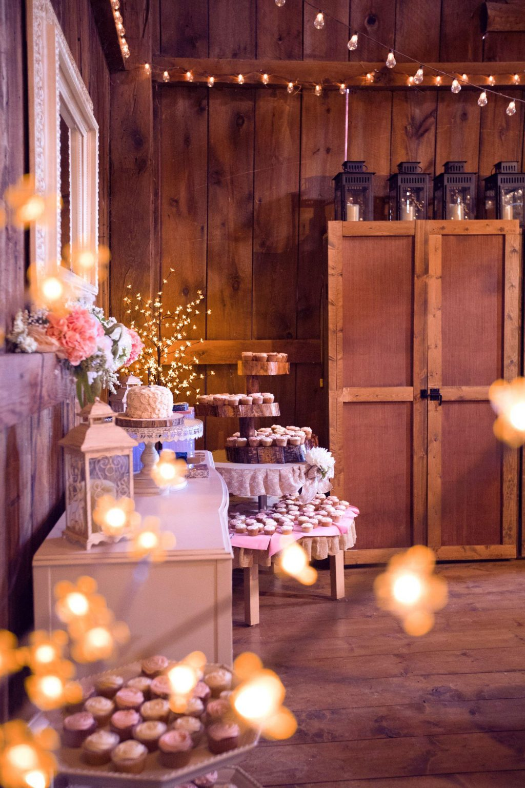 4 Rustic, Country Chic Wedding