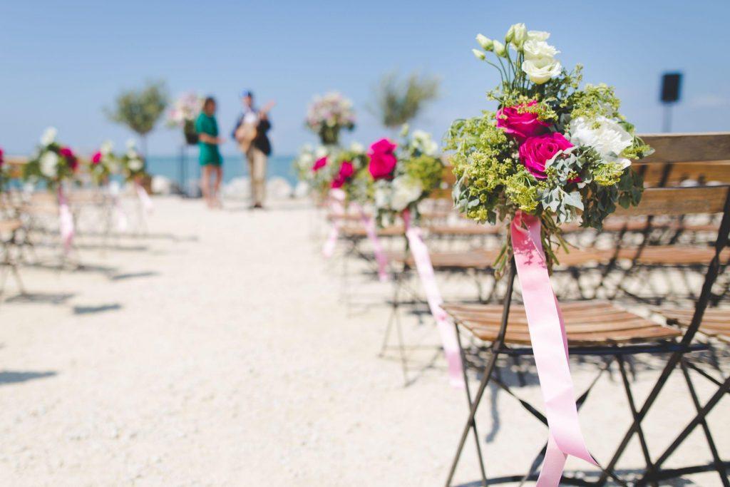9 Beach & Nautical Wedding