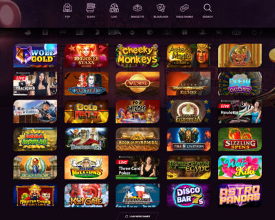 Play Online Casino Casinonic for Real Money